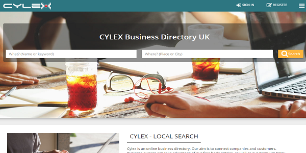 Cylex-site