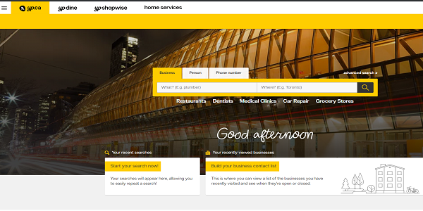 yelowwpages-business-listing