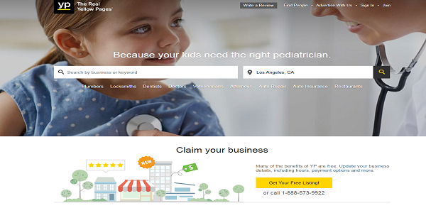 yellowpages-america-site