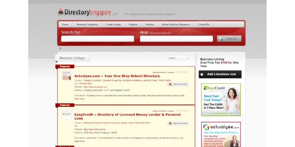directory-singapore-site