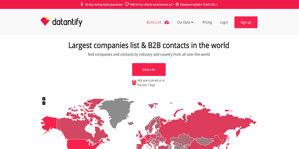 Top business directories in Singapore / Datantify