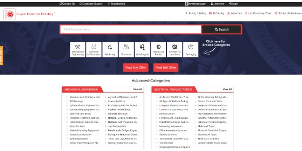 Top business directories in India / Datantify