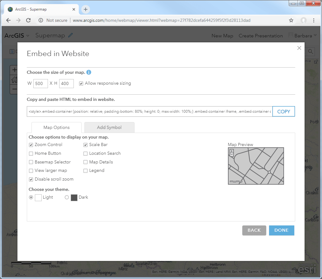 arcgis-map-embed
